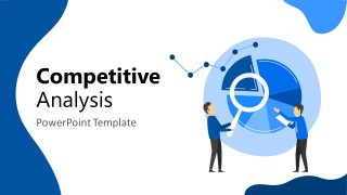 PowerPoint Slide of Competitive Analysis