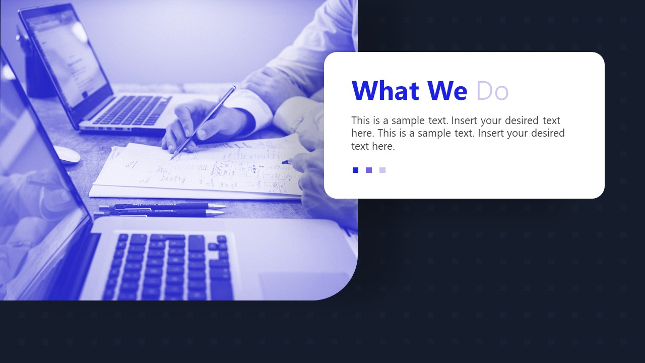 Introduction PowerPoint Technology Theme Template