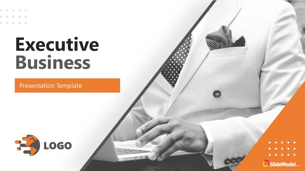 Business Executive PowerPoint Slide Deck