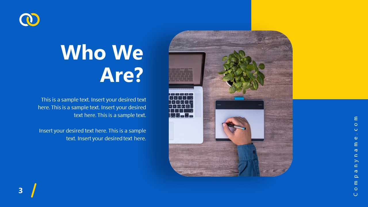 PowerPoint Theme Introduction Impactful Template