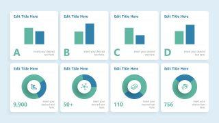 PowerPoint Financial Presentation Chart Template