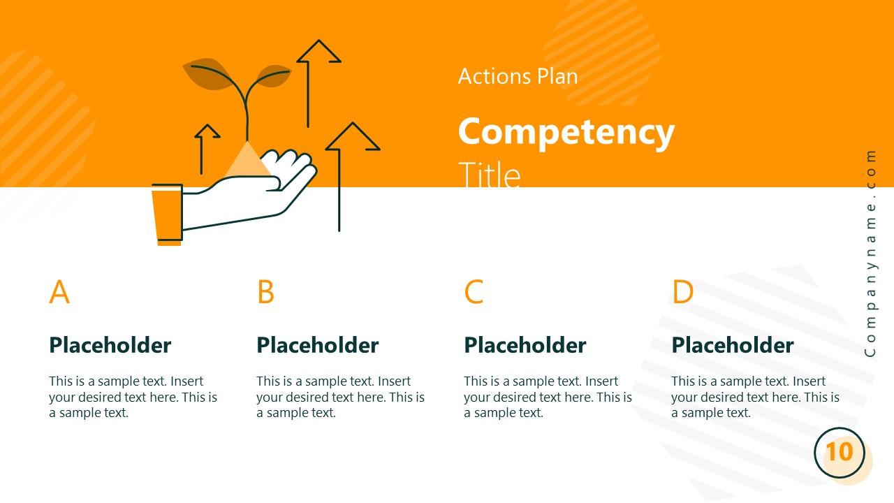 Startup PowerPoint Presentation Action Plan