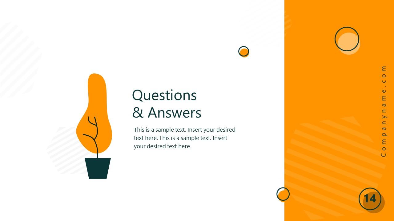 Startup PowerPoint Presentation QA