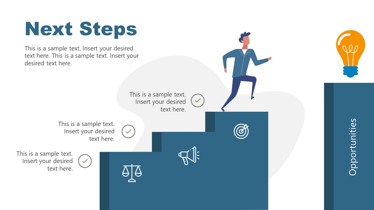 Slide of Step 3 to Stairs of Opportunities