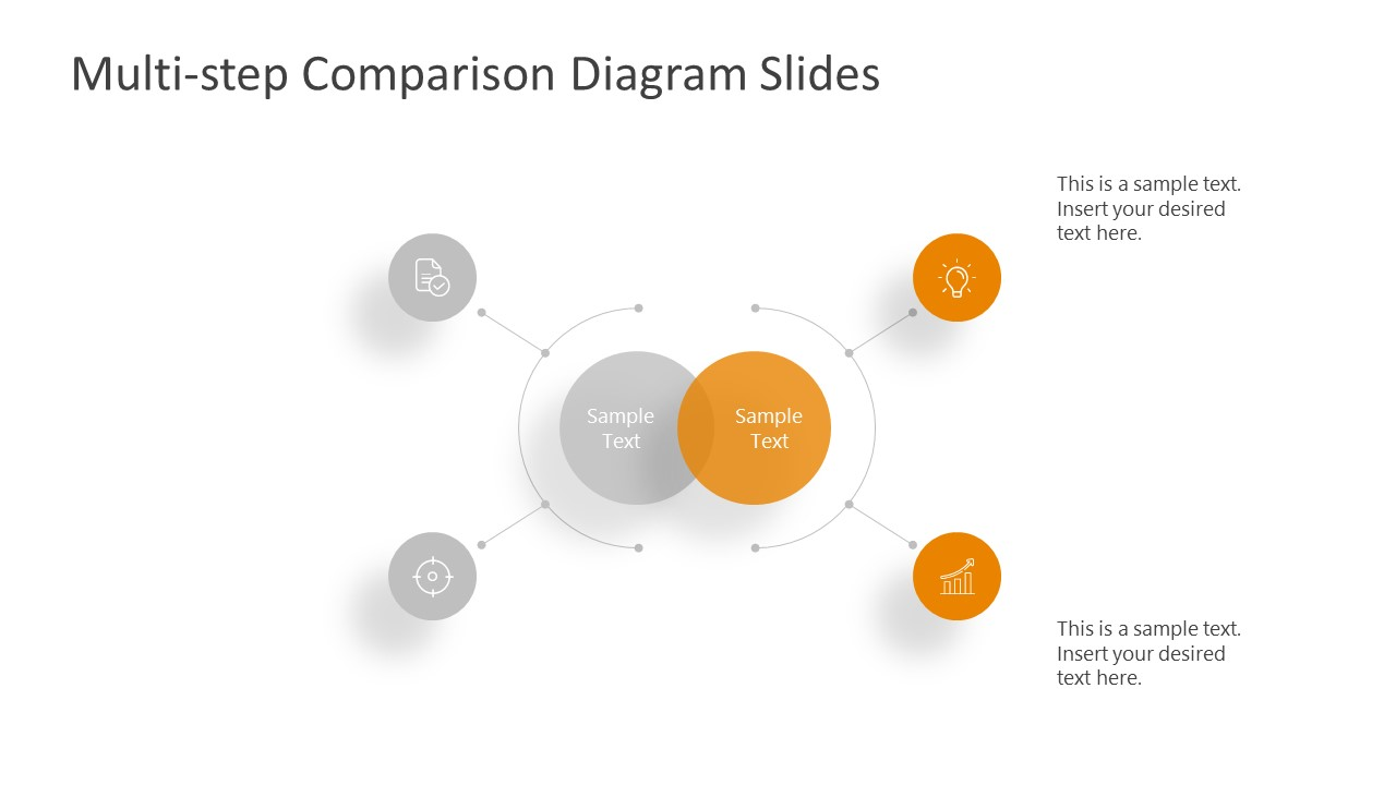 2 Steps Yellow Side Comparison Template