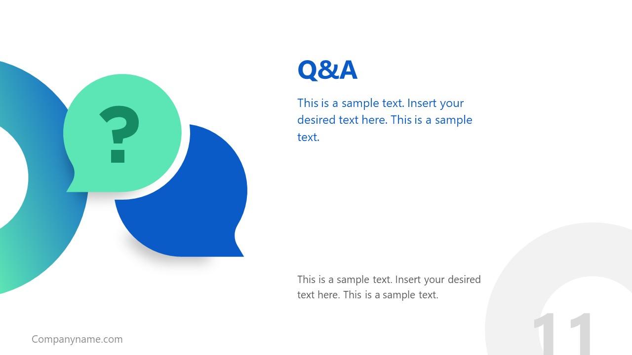 Presentation of Job Description Q&As