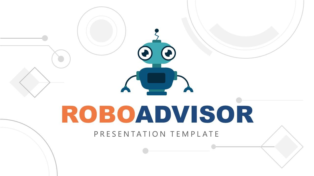Cover of Robo-Advisor Financial Investment