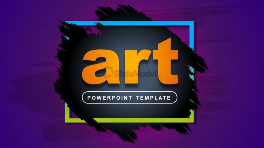 Art Diagram Business Template