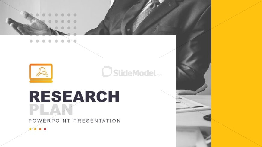 Business Research Master Slide