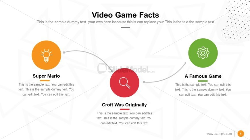Presentation of Gaming Facts PPT