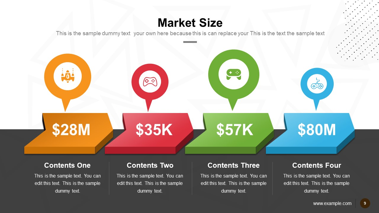 Video Game Pitch Deck Market Size