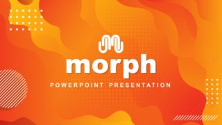 Morph PowerPoint Template