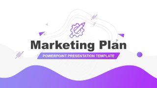 Creative Marketing Plan Presentation Theme