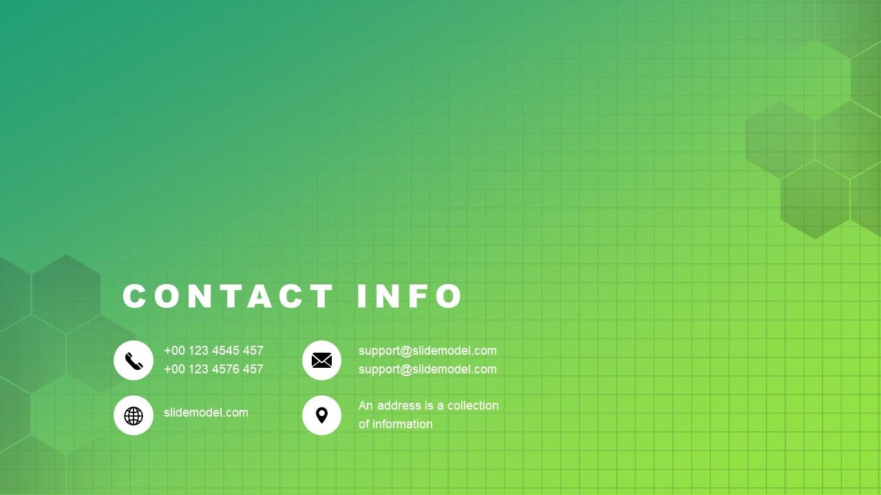 Contact Information Slide Medical