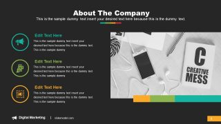 Infographic 2 Content Layout