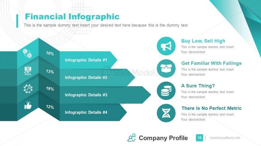 Agenda Presentation Template Diagram