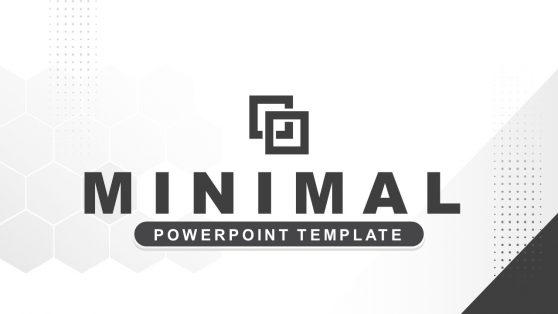 Black And White Powerpoint Templates