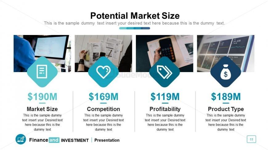 4 segments of target market analysis