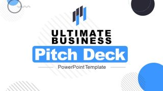 Pitch Deck Cover Slide