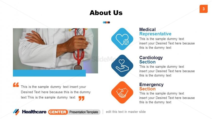 Business About Us Healthcare Centers