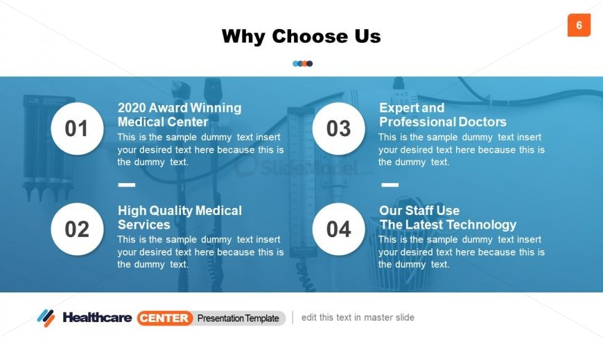 PPT Business Expertise of Healthcare Center