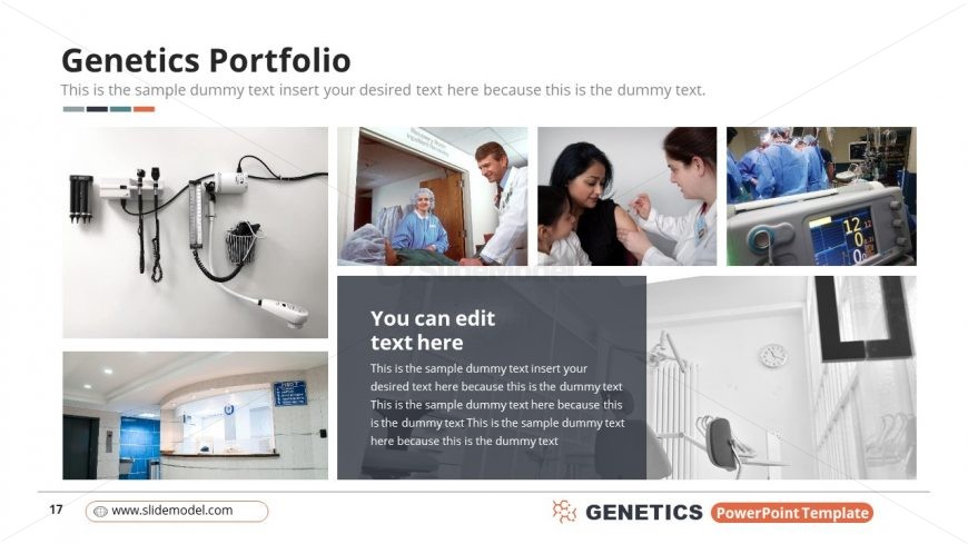 PowerPoint Genetics Company Portfolio