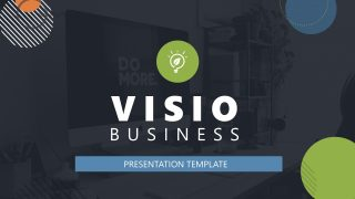 Vision Cover Slide with Image Background