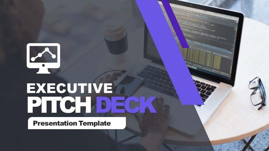 Sales Pitch PowerPoint for Executive Summary