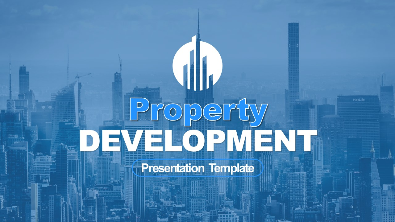 Cover Slide of Property Development