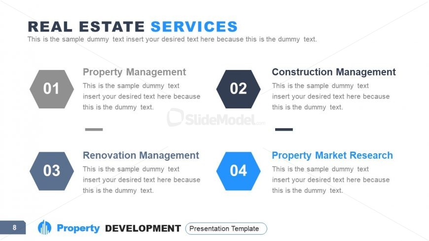 PowerPoint Property Development Services