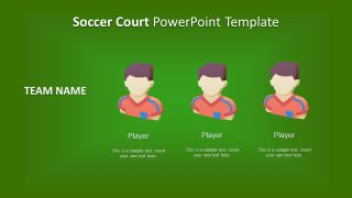 Read Team of Soccer Court Presentation