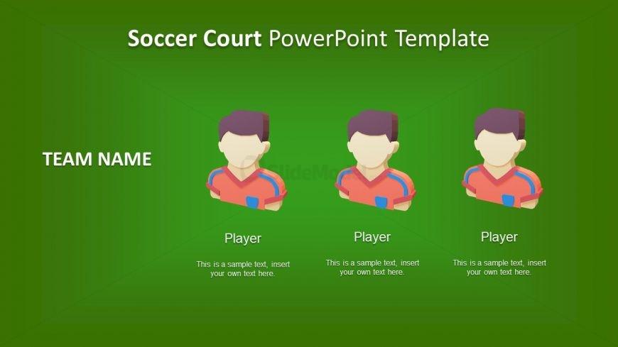 Read Team of Soccer Court Presentation