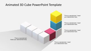 Editable 3D PowerPoint Diagram