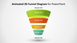 Animated PPT Diagram Template