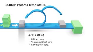 Sprint Backlog 3D Animation