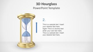 Time Management Concepts Hourglass