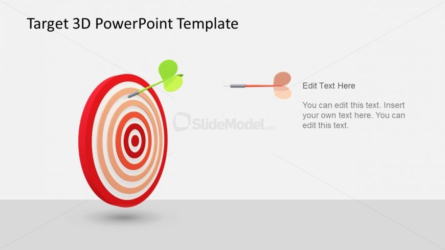 3D PowerPoint Objects for Goals