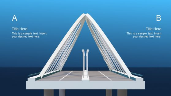 3D Animation of Bridge Design
