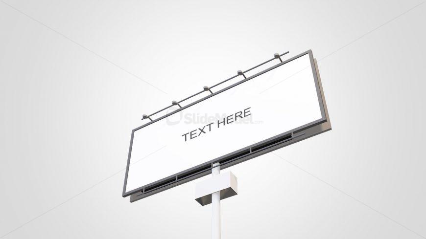 Presentation of Billboard Design