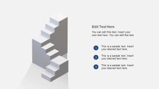 Design for 3D Steps Stair