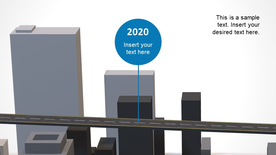 Presentation of 3D Timeline