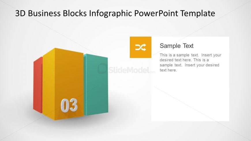 PPT Blocks Cube Presentation