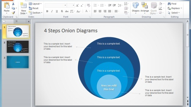Mastering Core Diagrams in PowerPoint