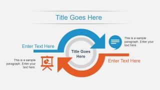 Circular Diagram Design for Presentations