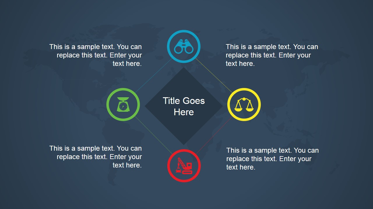 Animated Global Dynamic Powerpoint Template