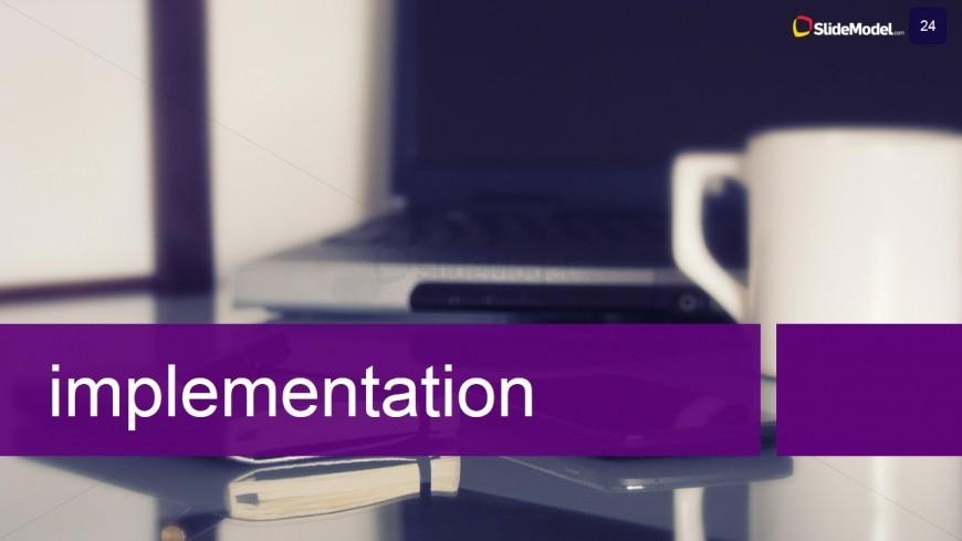 Business Case Studies PowerPoint Design for Implementation