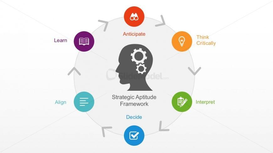 Editable 6 Steps Cycle Flow Diagrams PowerPoint