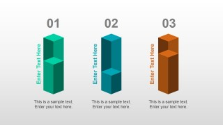 Simple Bar Chart Concept for PowerPoint