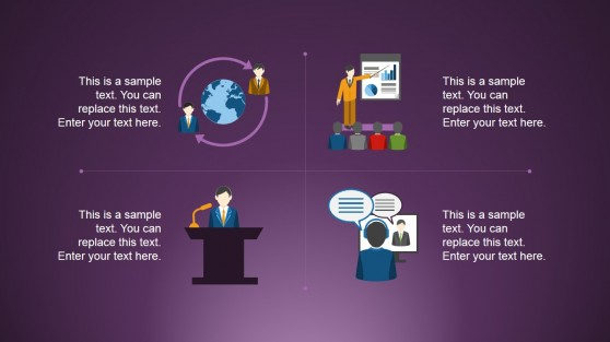 Office Suite Slide Design for PowerPoint