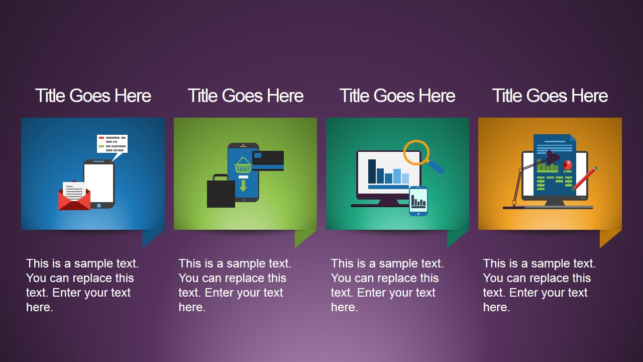 global office suite powerpoint template